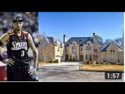 Bank Forecloses on Allen Iverson's Atlanta mansion