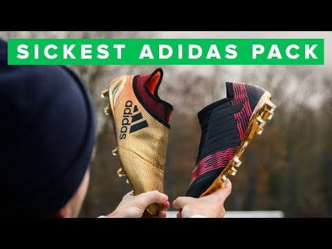 adidas SKYSTALKER PLAY TEST AND CHALLENGE WITH CL WINNER
