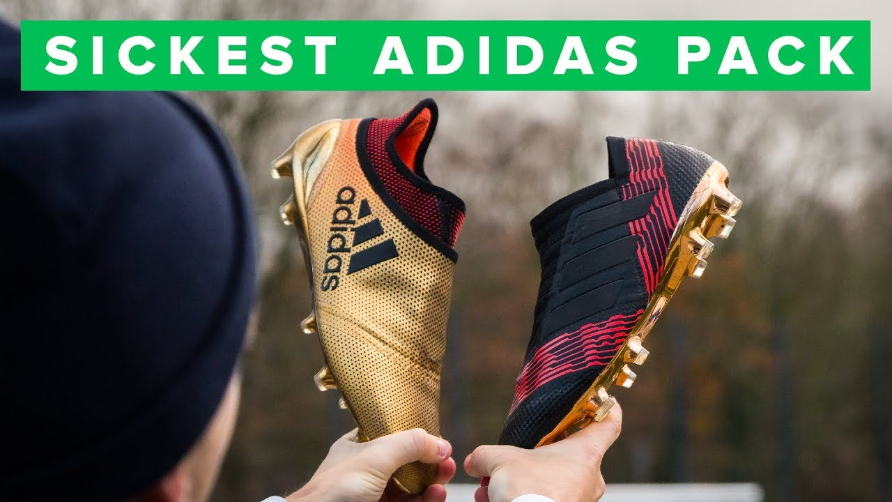 huge discount e894c 8ecc0 adidas SKYSTALKER PLAY TEST AND CHALLENGE WITH CL WINNER