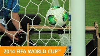 Goal-Line Technology at the 2014 FIFA World Cup™