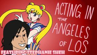 Acting in the Angeles of Los feat Stephanie Sheh  - Kirblog 10116