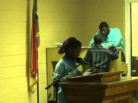 Dunn PAL Black History Program 2011