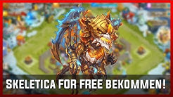 Skeletica FOR FREE bekommen! *-* | Castle Clash [Deutsch]