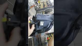 Ремонт фары тойота камри До ремонта