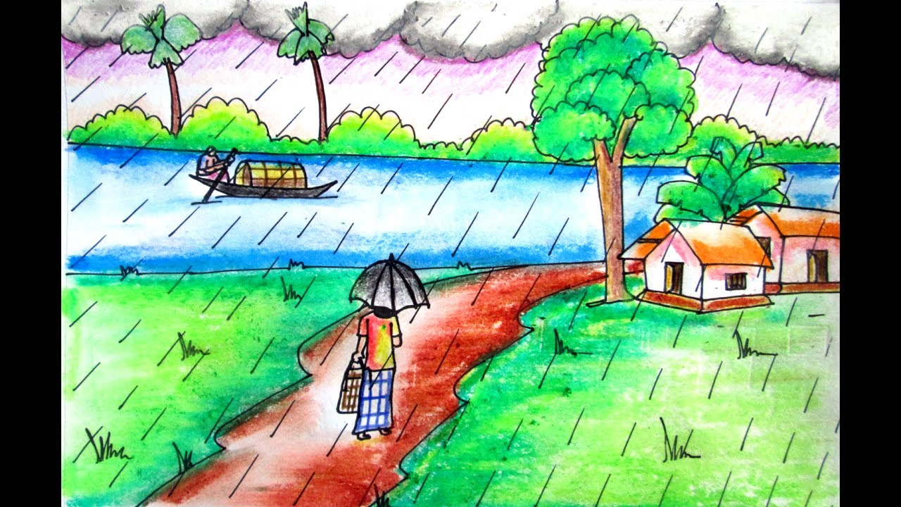 "Essay on ""A Rainy Day"" Complete Essay for Class 10, Class 12 and Graduation and other classes."