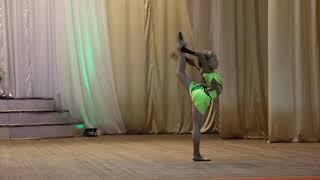 Танец Змеи. Батосская Арина.  Гимнастика (ТК Жемчужина)