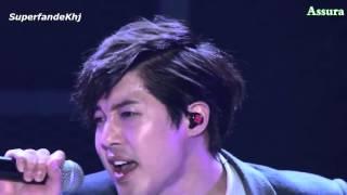 Kim Hyun Joong (SS501) - Still (Imademo) Live [Arabic Sub]