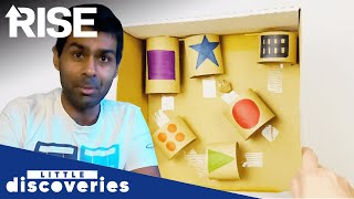 Karun Chandhok | Race Against The Clock Game | Little Discoveries