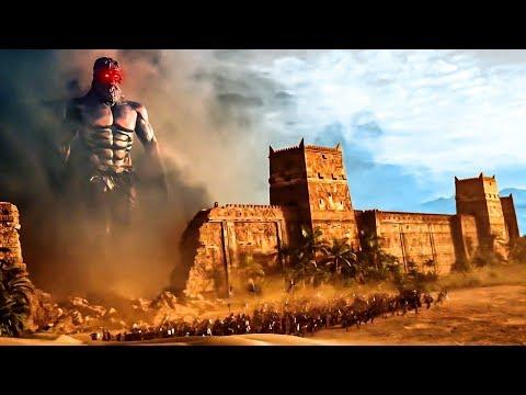 Massive Castle Siege vs Giant Monsters in Conan Unconquered! |