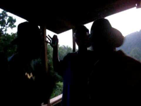 Jamille, McKinley, Antonio, & Tyler rappin'.