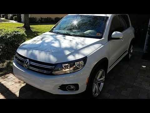 Used 2016 Volkswagen Tiguan Atlanta, GA #V3706 - SOLD