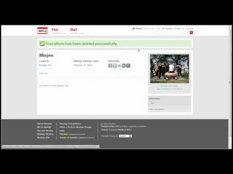 WPN Introduction to Meetup - Creating Account Prof...