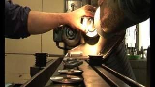 Key Cutter - Milling cutter - Blade - Cutting wheel - Key Duplicating