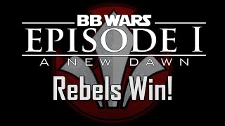 Rebel Victory at BB Wars Episode 1: A New Dawn - Airsoft GI