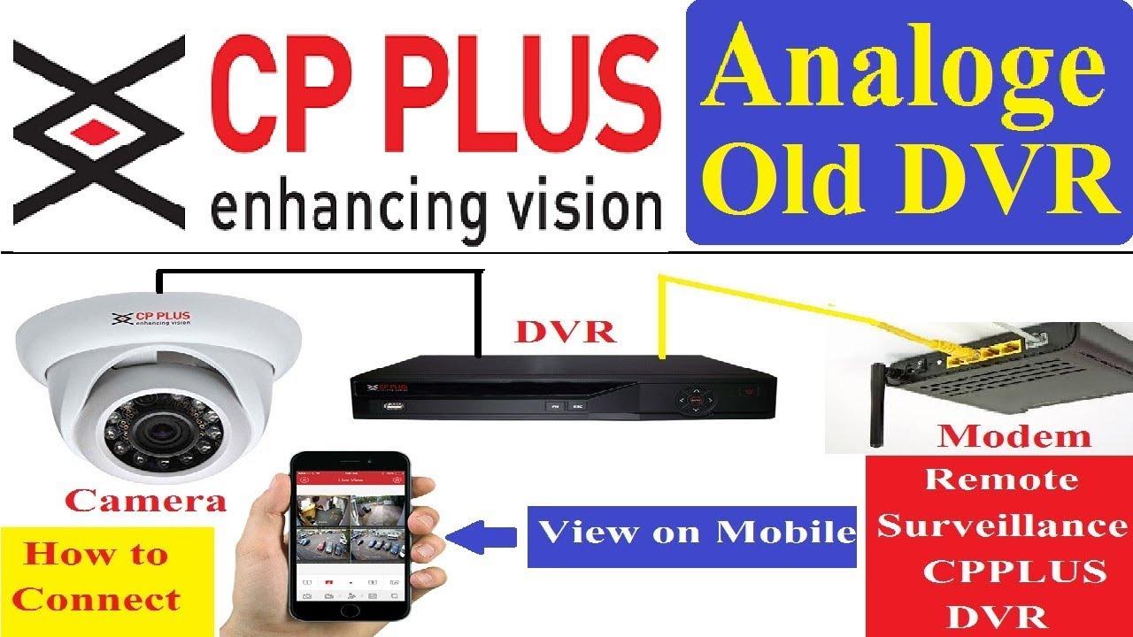 Cp plus mobile view configuration! Cp plus remote view software.