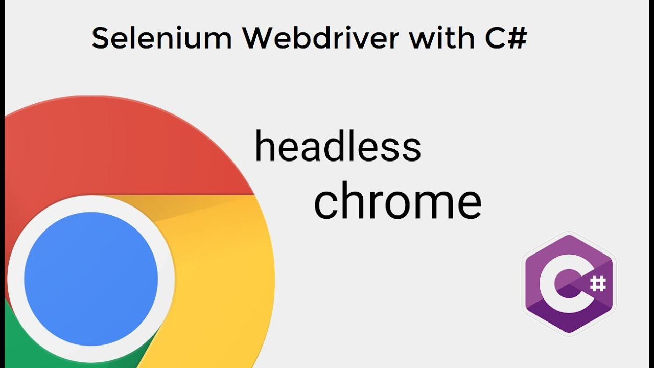 Chrome - Headless Mode