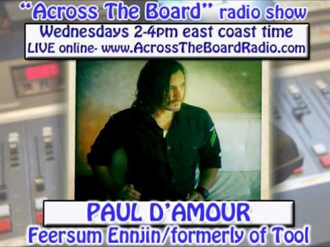 Paul DAmour interview w/