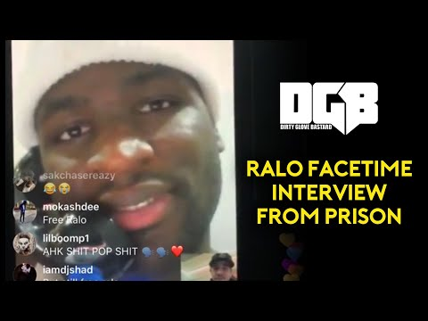 Ralo Facetimed Us From Prison For A New Interview