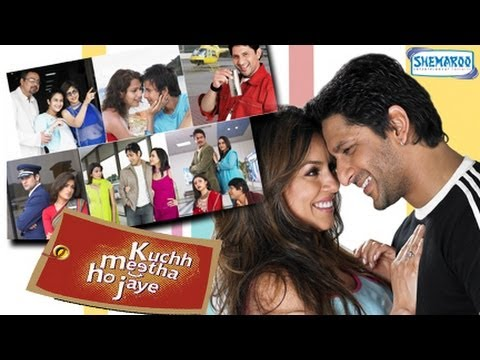 Kuchh Meetha Ho Jaye  Shahrukh Khan  Arshad Warsi  Mahima Chaudhry  Full Movie In 15 Mins