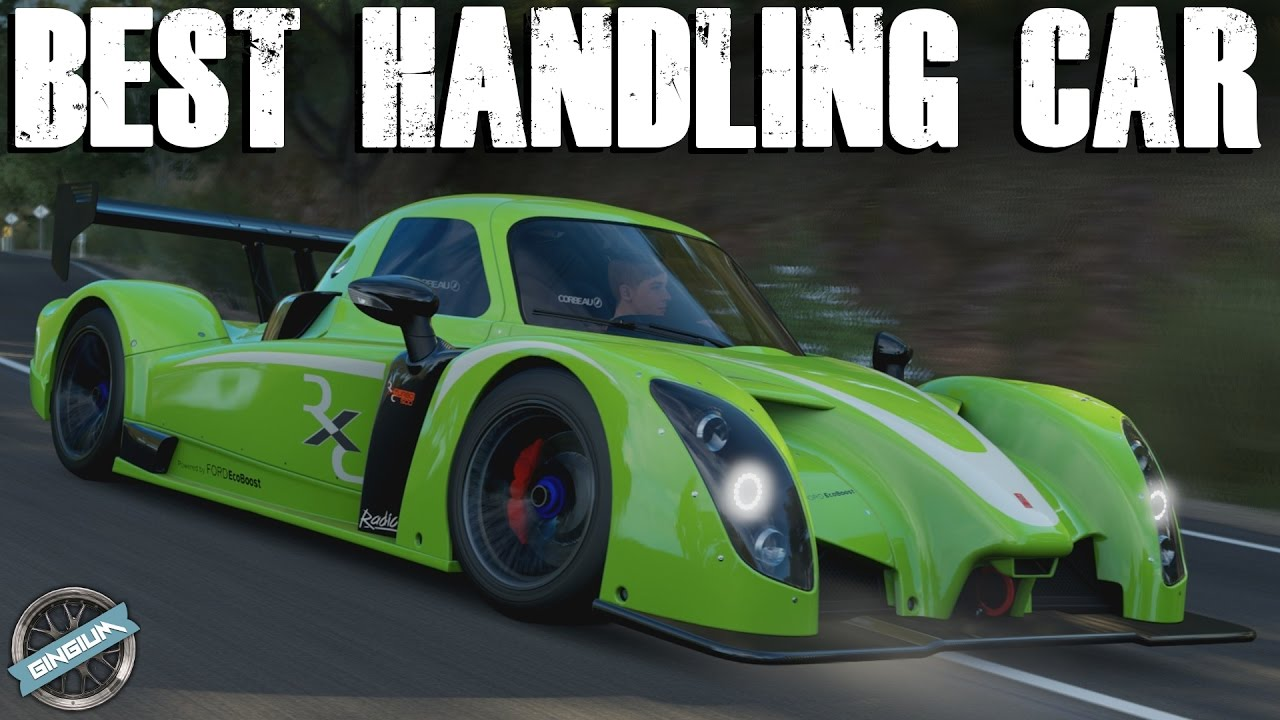 Best Handling Car In The Game 2016 Radical Rxc Turbo