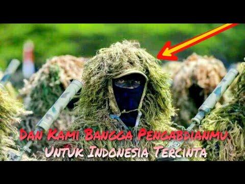 ini Pasukan Khusus Indonesia yang ditakuti Dunia.