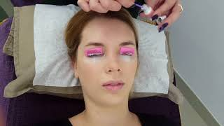 видеоурок: как правильно ламинировать ресницы