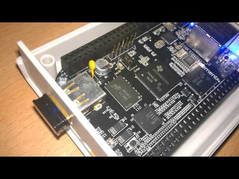 Beaglebone Black Einplatinen Computer