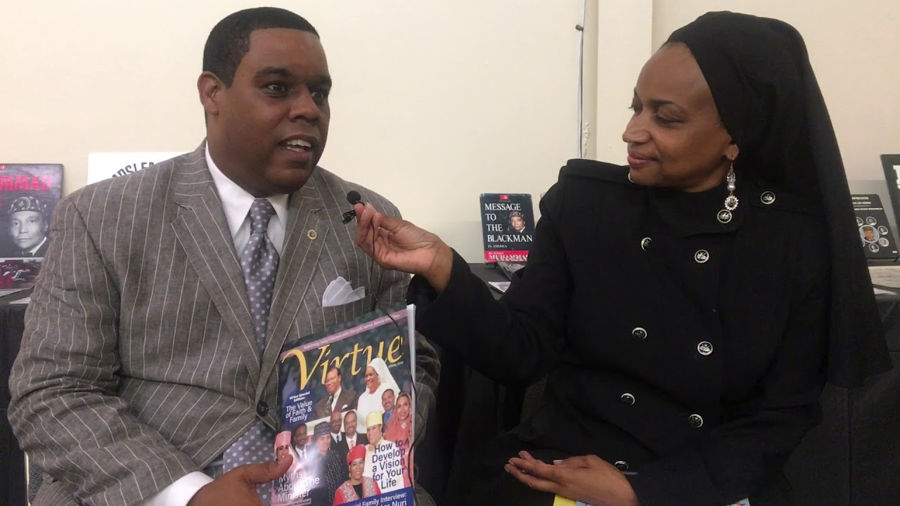 Virtue Talks With N.O.I. Archives (Student Min. Bro. Carlos Muhammad