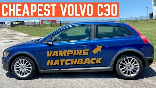BUYING The CHEAPEST Volvo C30 In The USA So I Can Be Team Edward On A Budget???