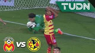 ¡Gran intervención de Ochoa! | Morelia 0 - 0 América | Liga Mx - AP 19 - Semifinal | TUDN