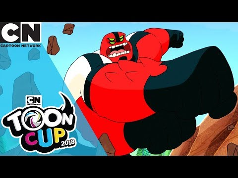 Toon Cup 2018 | Team Ben 10 Crushes the Competition | Cartoon Network