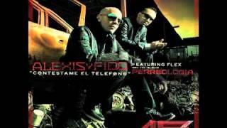 Contéstame El Teléfono - Alexis y Fido Feat. Flex