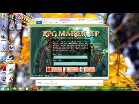 How To Download Rpg Maker Xp Full,