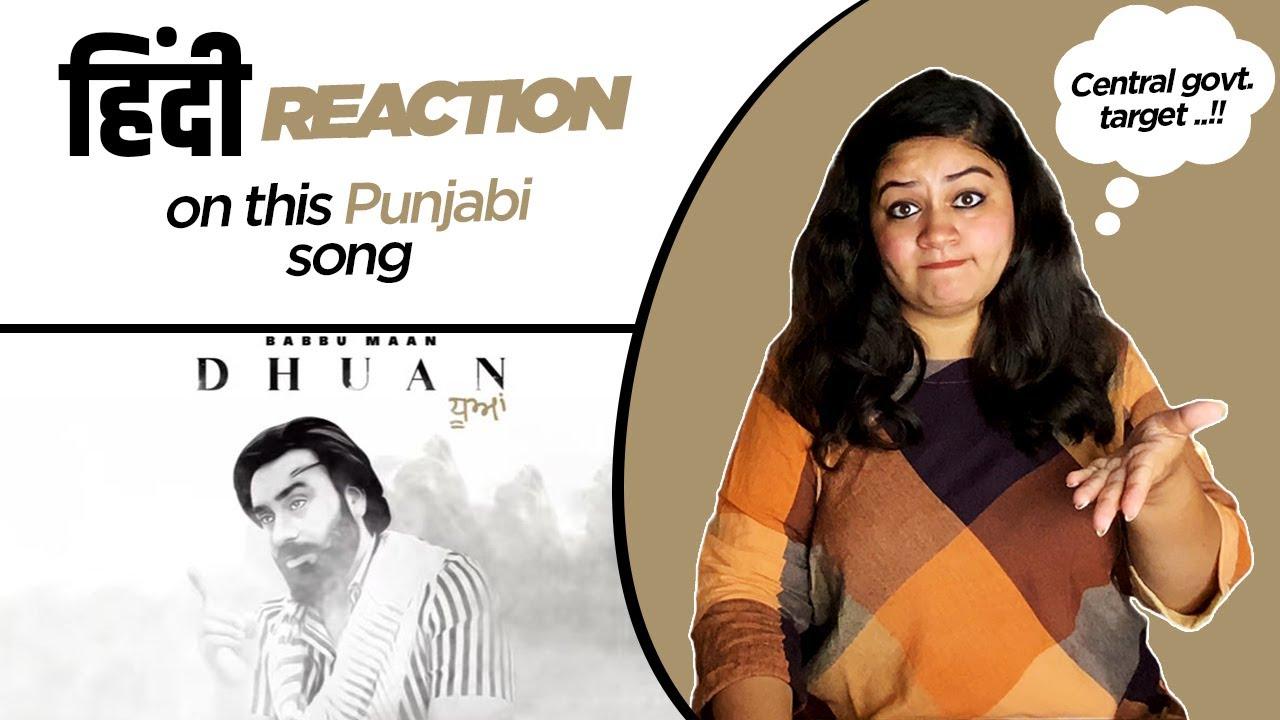 Download Reaction on Dhuan    Babbu Maan   