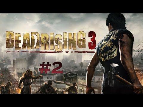 Let's Play Dead Rising 3 - Zombie Apocalypse |
