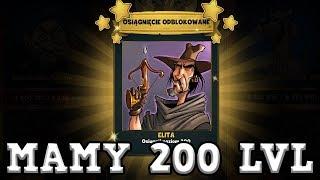 MAMY 200 POZIOM! POKAZUJE LOCHY!- SHAKES AND FIDGET #132