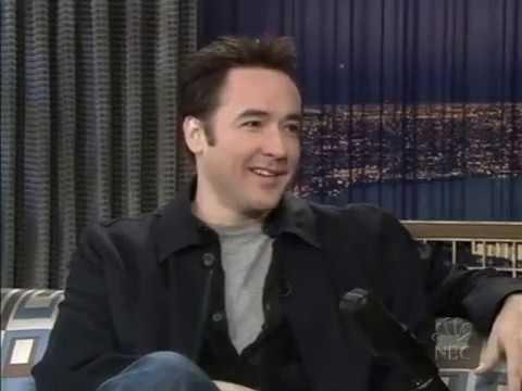 Conan O'Brien 'John Cusack 4/25/03