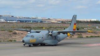 CASA CN-235 del Servicio Aéreo de Rescate (SAR)