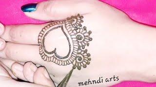 jewellery mehndi design #jewellery Henna Mehndi design For hands