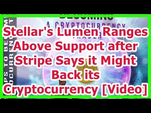 Stripe to buy cryptocurrency
