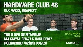 Hardware Club #8: Grafické karty