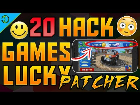 Top 20 Best Games To Hack Using Lucky Patcher (NO ROOT)