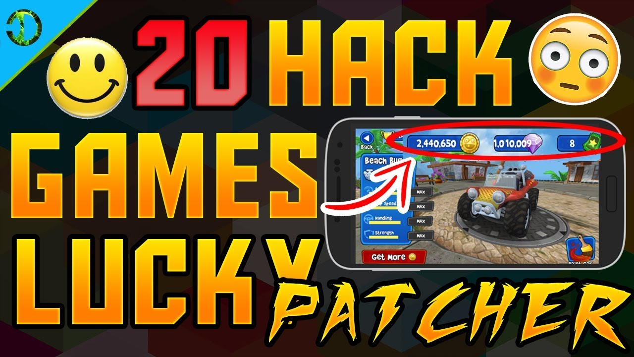 Games That Can Be Hacked With Lucky Patcher No Root