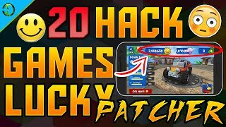 Top 20 Best Games To Hack Using Lucky Patcher [NO ROOT]