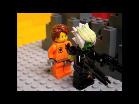 Lego Agents Mission 5 part2 - YouTube