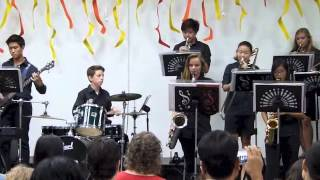 Moten Swing - Jazz Band 10-10-14