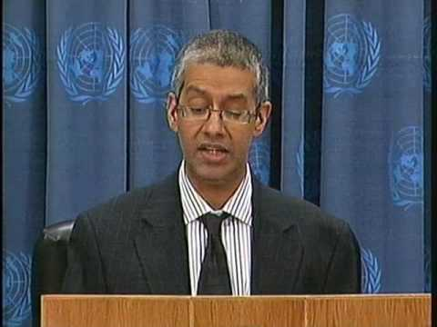 Ban welcomes release of one of three UN staff held in Niger