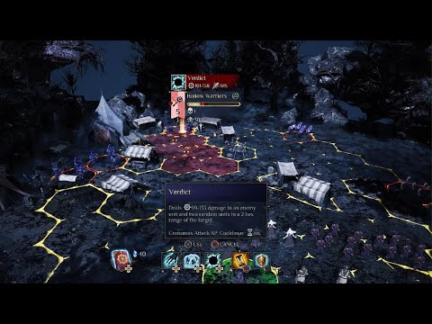 The Scryer's Trial Amok - King's Bounty II |