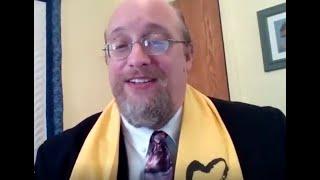 """Hanukah and the Festival of Lights"" Rev. Dr. Joshua Snyder - 12 13 20"