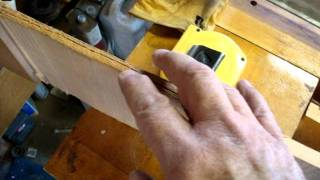 Building A Wooden Kayak Paddle Part 5